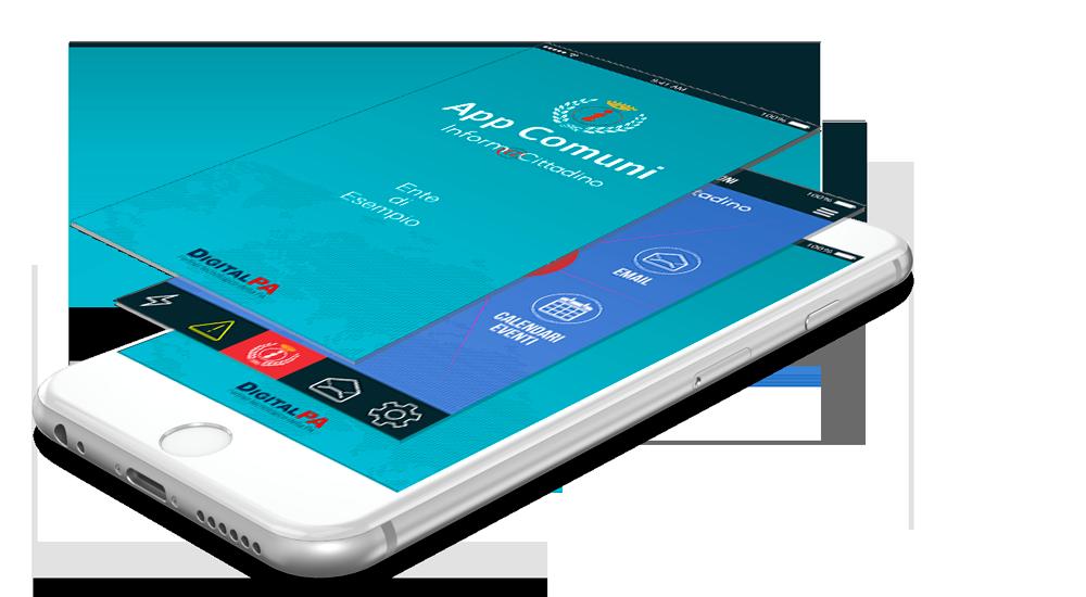 Moduli App Comuni
